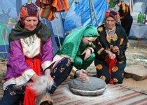 ...и паласы, этнические национальные костюмы народностей Дагестана 19-20...