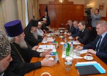 Сурков: ислам в России – это религия миролюбия, добрососедства