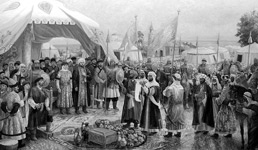 History of Islam in russia